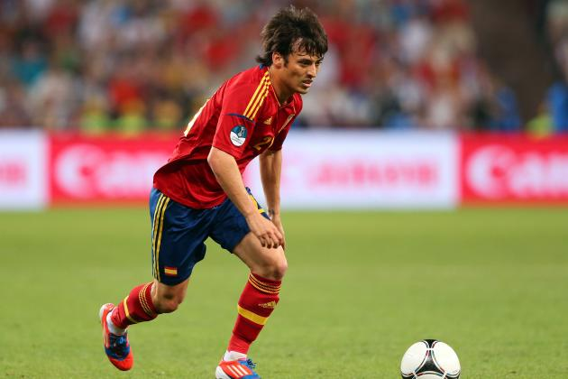 Portugal vs Spain Predictions: Stars That Will Lead La Roja into Euro 2012 Final