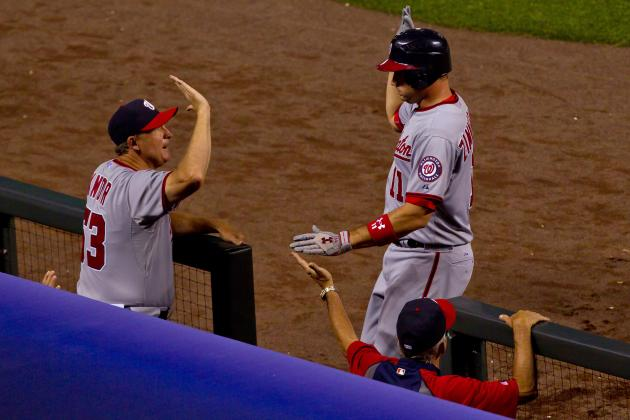 Ryan Zimmerman Collects Hit No. 1,000 in Nats' 21-Hit Onslaught Against Colorado