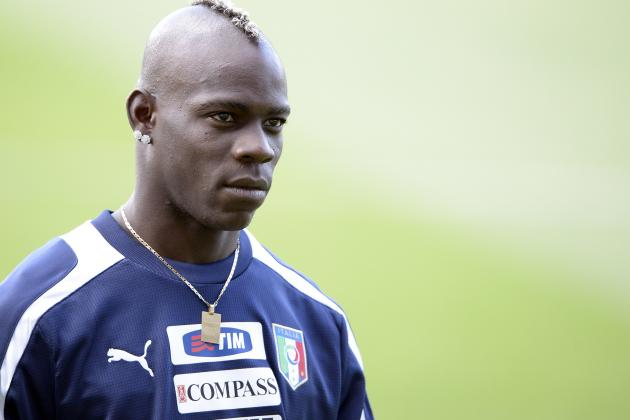 Balotelli Upset at Italian Cartoon Showing Him as Giant Gorilla