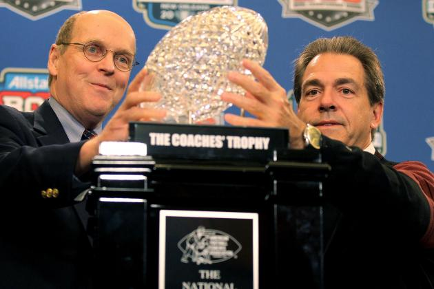 College Football Playoff: Keeping NCAA's Hands out of System Is a Smart Move
