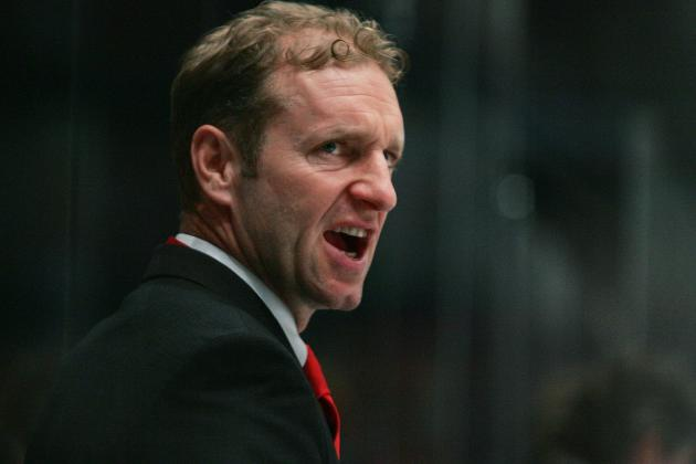 Oilers to make Krueger head coach