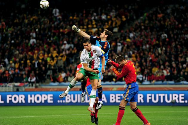 Euro 2012 Semi Finals: Players to Watch in Epic Spain vs. Portugal Match