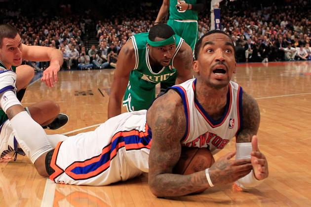 Knicks Rumors: NY Better off Letting Dynamic Scorer J.R. Smith Find New Home