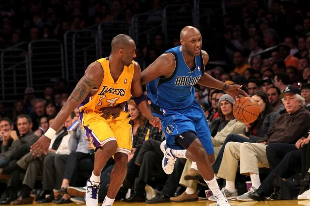 Lamar Odom Trade Rumors: Troubled Forward Would Thrive Back in LA with Clippers