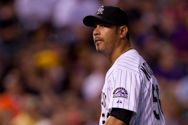 Guillermo Moscoso Shows Why Bob Apodaca Fled Rockies' Pitching Coach Job
