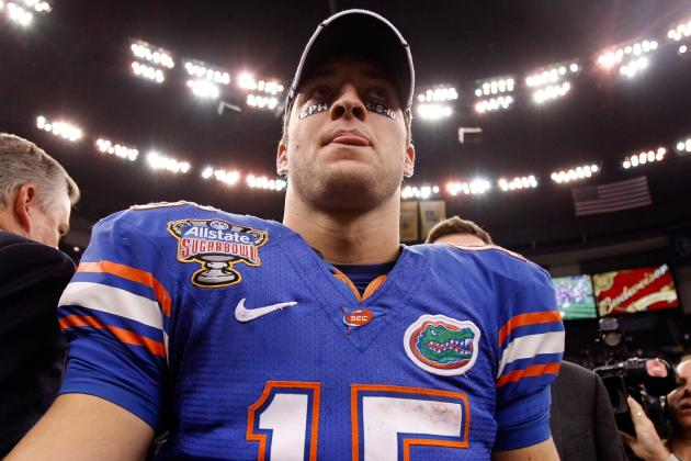 Tim Tebow Took a Shot at Brady Quinn and Notre Dame