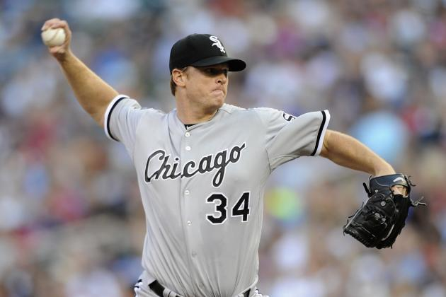 Chicago White Sox: Gavin Floyd Finding Right Pitches at the Right Time