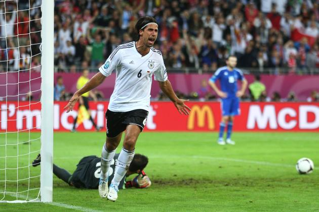 Euro 2012 Results: Semi Finals Scores and Highlights