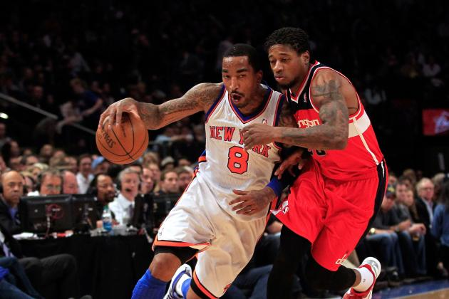 Knicks Rumors: Should New York Brass Reconsider Stance on J.R. Smith?