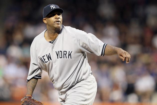 New York Yankees: CC Sabathia Put on 15-Day DL, Freddy Garcia to Join Rotation