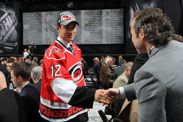 NHL Draft 2012: 10 NCAA Skaters Selected on 2nd Day of Draft