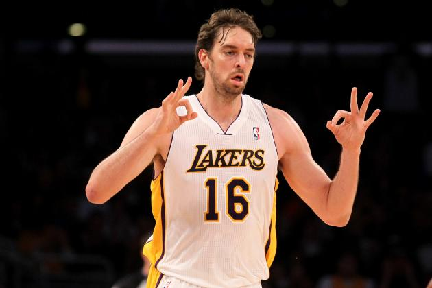 Lakers Rumors: Players LA Must Draft If They Deal Pau Gasol