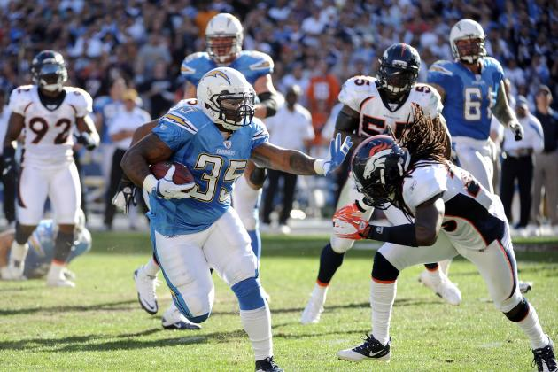 Carolina Panthers: Mike Tolbert's Impact on the 2012 Season