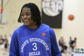 Goodwin Wins Gold Medal with USA Basketball U18 Team