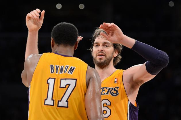 Lakers Rumors: Is a Pau Gasol Trade the Only Way for Kobe to Win Another Title?