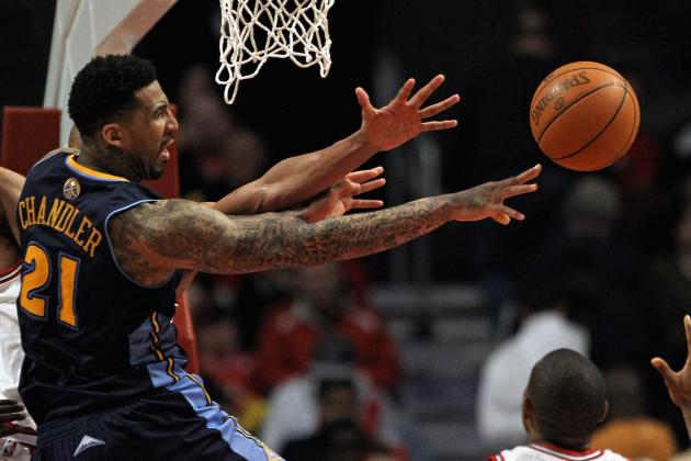 NBA Draft Trade Rumors: Why Wilson Chandler for the No. 7 Pick Is a Mistake
