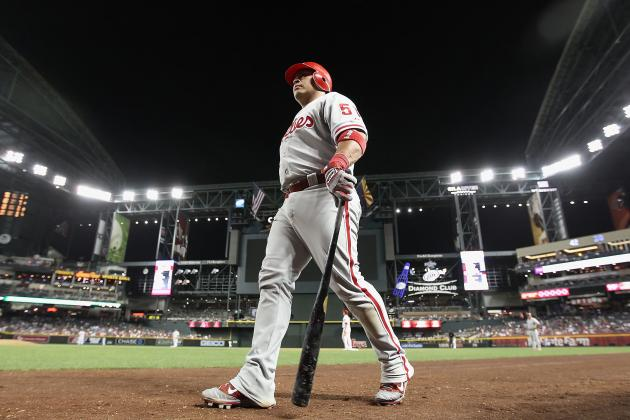 Philadelphia Phillies: Why Carlos Ruiz Is the Most Underrated Player in MLB