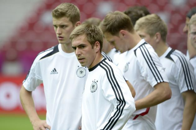 Germany vs. Italy Euro 2012: Germans Will Dominate Italians En Route to Finals