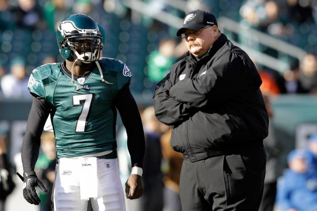 Philadelphia Eagles: Examining the 8 Toughest Games on the 2012 Schedule