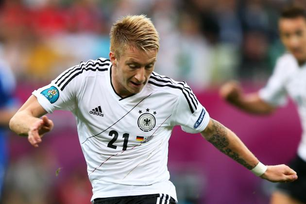 Euro 2012: Germany Must Play Reus and Schurrle to Unlock Stubborn Italians