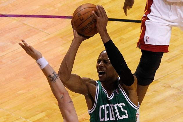 NBA Free Agency Rumors: Why Ray Allen Would Ensure Heat a Repeat