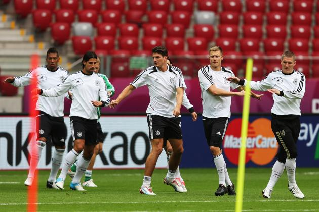 Euro 2012 Schedule: 3 Stars Who Will Send Germany to Final