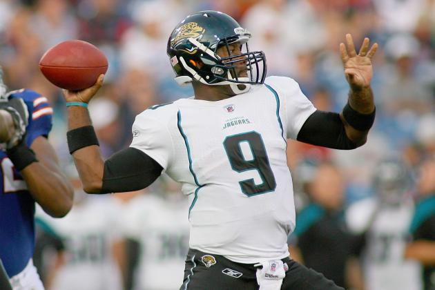 Why David Garrard Should Be the Starting QB for the Miami Dolphins in 2012