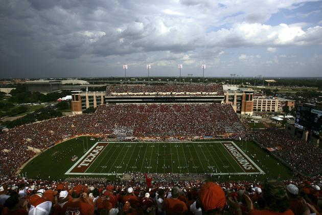 Big 12 Football Weekly Recruiting Roundup: Texas Suffers from Slow Summer Days