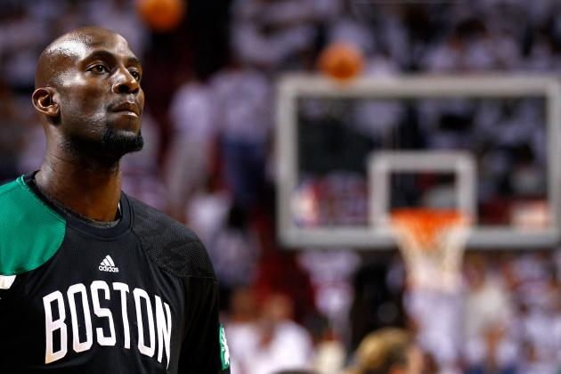 NBA Rumors: Kevin Garnett Would Be Right to End Career as a Boston Celtic