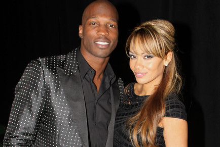 Chad Ochocinco Proposes to Evelyn Lozada in Most Awful Way Imaginable