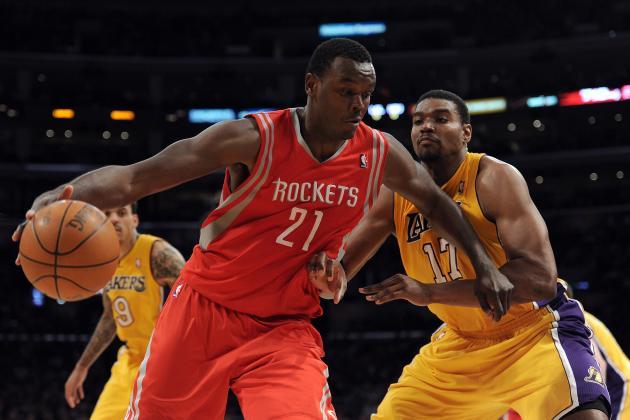 Milwaukee Bucks Acquire Samuel Dalembert from Houston Rockets