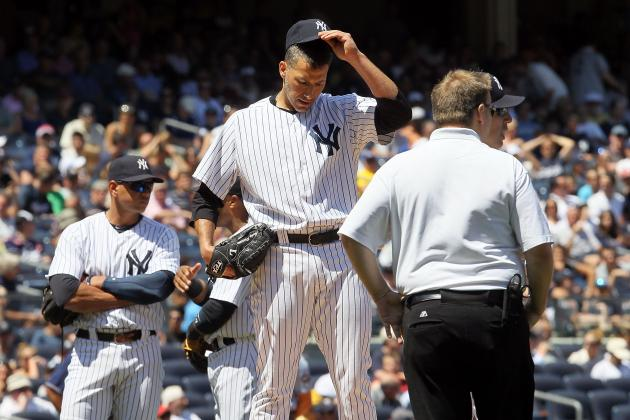 Andy Pettitte Injury: Updates on Yankees Star's Injured Ankle