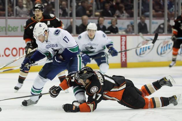 New York Islanders: Buyer Beware on Lubomir Visnovsky