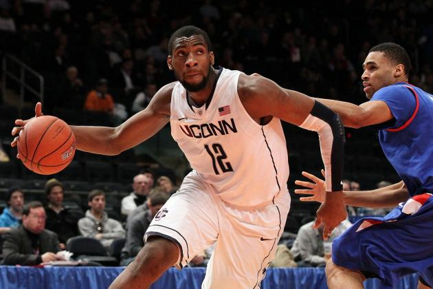 Andre Drummond: Desperate NBA Teams That Should Take a Risk on Former UConn Star