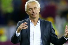 Van Marwijk Quits as Dutch Coach