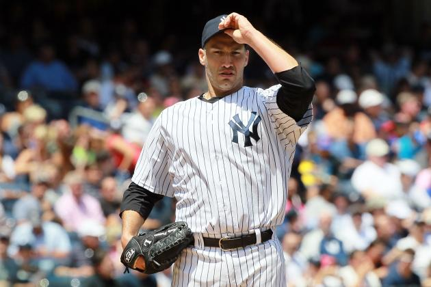 Andy Pettitte: New York Yankees Pitcher to DL for 6 Weeks with Fractured Ankle