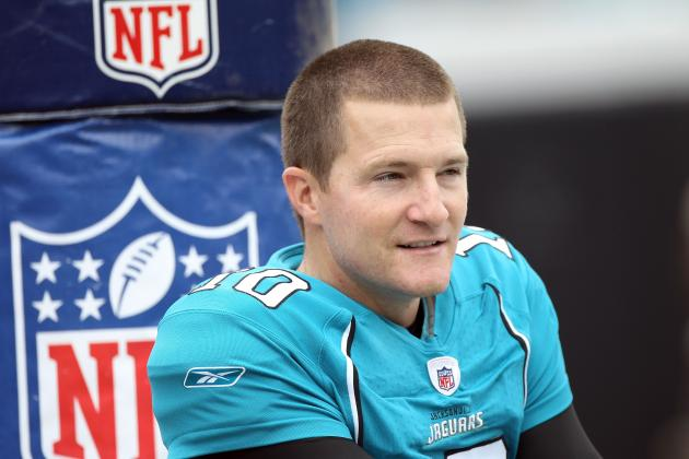 Jacksonville Jaguars: Should Jags Fans Worry About Josh Scobee Being Unsigned?