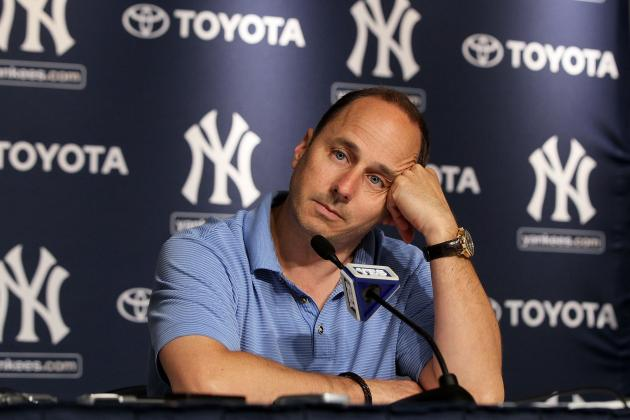 MLB Trade Rumors: Why New York Yankees Rotation Must Improve for Playoff Success