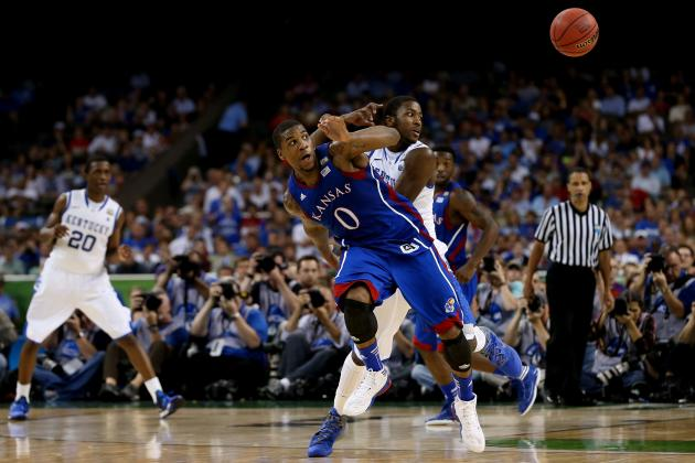 NBA Draft 2012: Why Thomas Robinson's Mental Toughness Makes Him the Best Choice