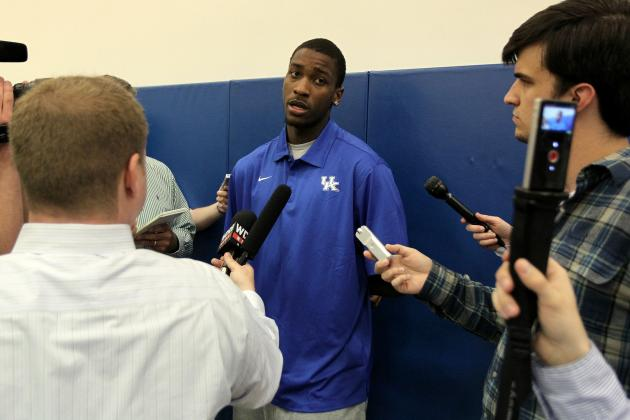 NBA Draft 2012: Michael Kidd-Gilchrist Will Be Steal of the Draft at No. 5