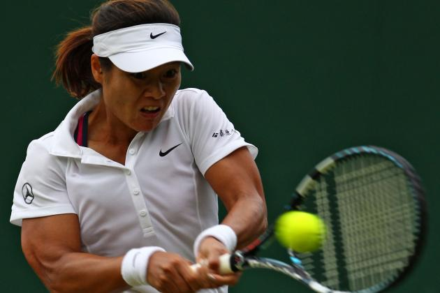 Li Na Ousted Early at Wimbledon