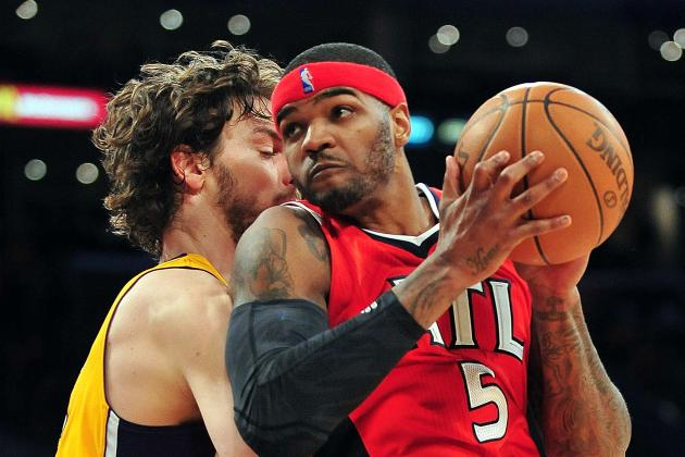 Lakers Rumors: Why a Pau Gasol for Josh Smith Trade Makes Sense for Both Teams