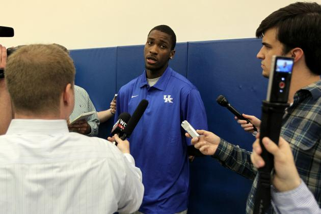 2012 NBA Draft Order: Michael Kidd-Gilchrist and Prospects Who Will Be Steals