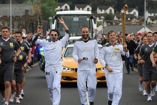 Muse Provides Epic Anthem to London's Summer Olympics with