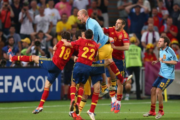 Euro 2012: Thoughts and Observations from Portugal vs. Spain