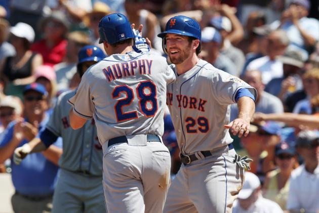 New York Mets Slug Their Way to 17-1 Victory, Salvage Series vs. Chicago Cubs