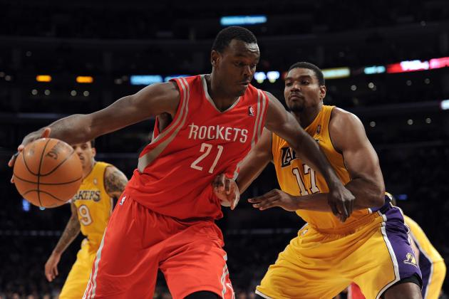 Milwaukee Bucks Make Deal for Houston's Dalembert