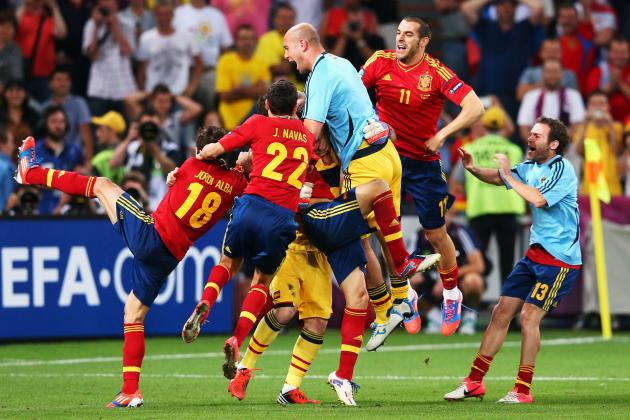 Euro 2012 Spain vs. Portugal: La Roja Deserve Win, but Not Praise