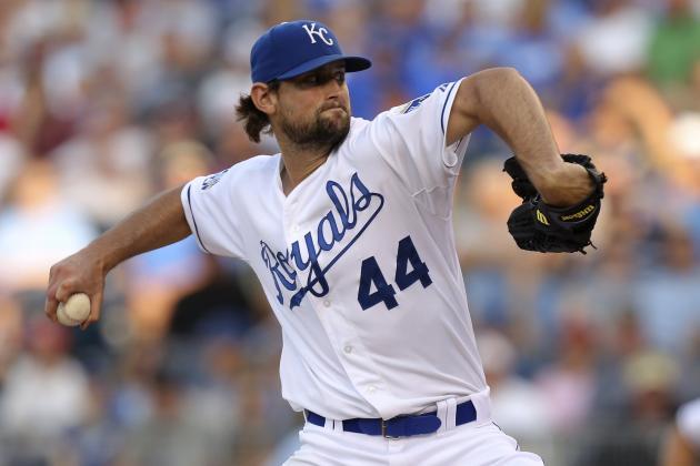 Fantasy Baseball 2012: Is Kansas City Royals' Luke Hochevar Fantasy Friendly?
