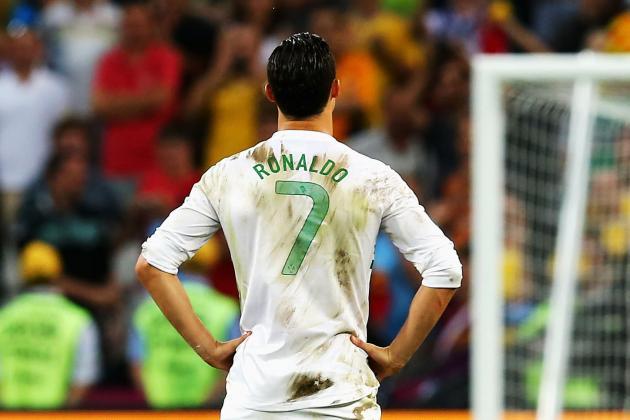 Portugal vs. Spain: Cristiano Ronaldo Should Not Be Blamed for Loss